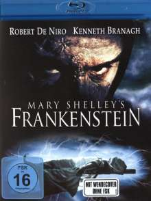 Frankenstein (1994) (Blu-ray), Blu-ray Disc