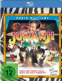 Jumanji (Blu-ray), Blu-ray Disc
