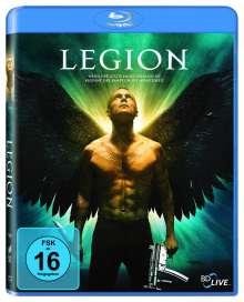 Legion (Blu-ray), Blu-ray Disc