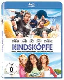 Kindsköpfe (Blu-ray), Blu-ray Disc