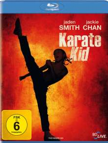 Karate Kid (2010) (Blu-ray), Blu-ray Disc