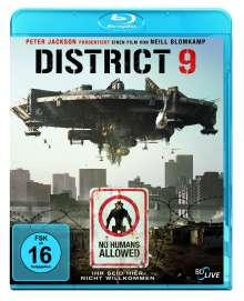 District 9 (Blu-ray), Blu-ray Disc