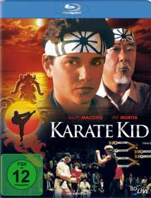 Karate Kid (1984) (Blu-ray), Blu-ray Disc