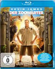 Der Zoowärter (Blu-ray), Blu-ray Disc