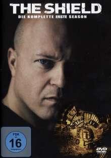 The Shield Season 1, 4 DVDs