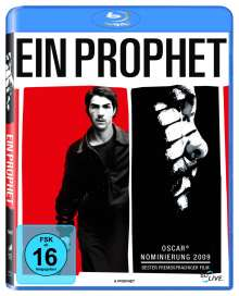 Ein Prophet (Blu-ray), Blu-ray Disc