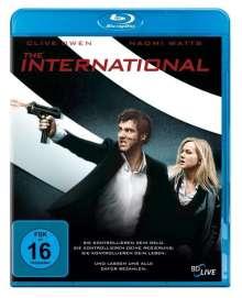 The International (Blu-ray), Blu-ray Disc