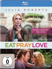 Eat Pray Love (Blu-ray), Blu-ray Disc
