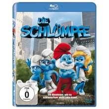 Die Schlümpfe (Blu-ray), Blu-ray Disc