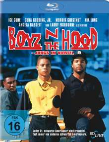 Boyz 'N The Hood (Blu-ray), Blu-ray Disc
