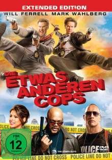 Die etwas anderen Cops, DVD