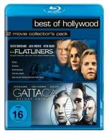 Flatliners / Gattaca (Blu-ray), 2 Blu-ray Discs