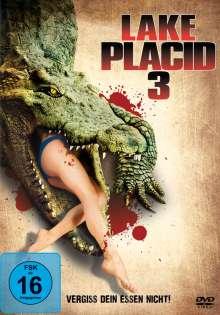 Lake Placid 3, DVD