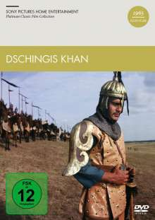 Dschingis Khan, DVD