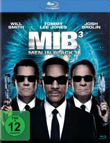 Men in Black 3 (Blu-ray), Blu-ray Disc