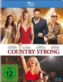 Country Strong (Blu-ray), Blu-ray Disc