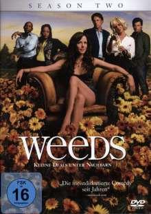 Weeds - Kleine Deals unter Nachbarn Season 2, 2 DVDs