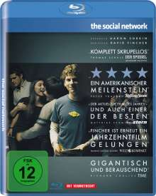 The Social Network (Special Edition) (Blu-ray), 2 Blu-ray Discs