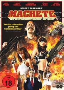 Machete, DVD