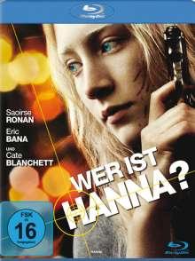 Wer ist Hanna? (Blu-ray), Blu-ray Disc