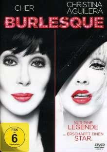 Burlesque (2010), DVD