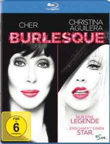 Burlesque (2010) (Blu-ray), Blu-ray Disc
