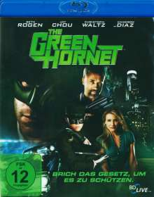 The Green Hornet (Blu-ray), Blu-ray Disc