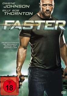 Faster, DVD
