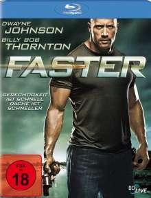 Faster (Blu-ray), Blu-ray Disc