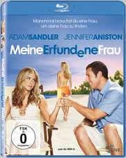 Meine erfundene Frau (Blu-ray), Blu-ray Disc