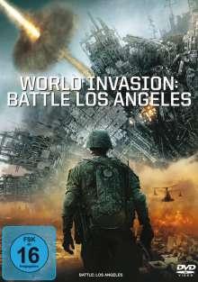 World Invasion: Battle Los Angeles, DVD
