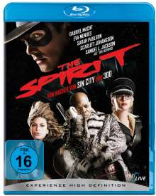 The Spirit (Blu-ray), Blu-ray Disc