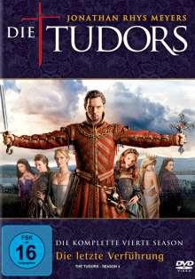 Die Tudors Season 4, 3 DVDs