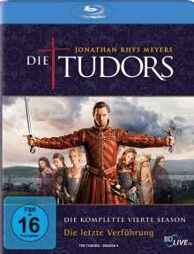 Die Tudors Season 4 (Blu-ray), 2 Blu-ray Discs