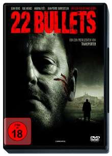 22 Bullets, DVD