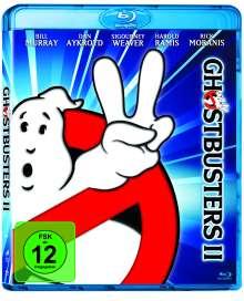 Ghostbusters 2 (Blu-ray), Blu-ray Disc