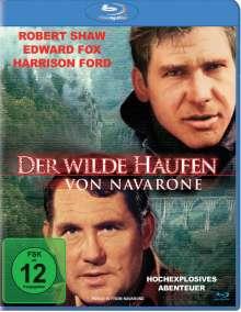 Der wilde Haufen von Navarone (Blu-ray), Blu-ray Disc