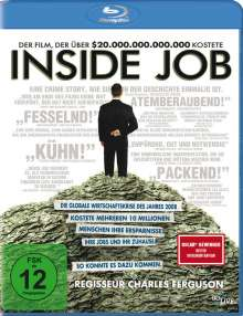 Inside Job (OmU) (Blu-ray), Blu-ray Disc