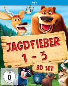 Jagdfieber 1-3 (Blu-ray), 3 Blu-ray Discs