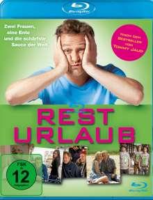 Resturlaub (Blu-ray), Blu-ray Disc