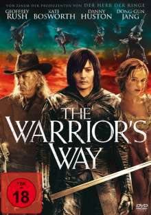 The Warrior's Way, DVD