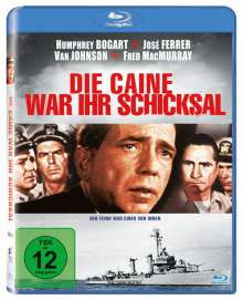 Die Caine war ihr Schicksal (Blu-ray), Blu-ray Disc