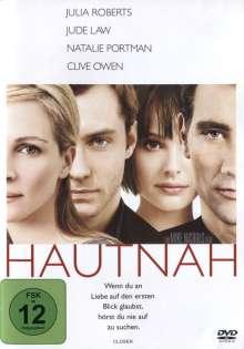 Hautnah, DVD