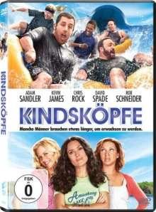 Kindsköpfe, DVD