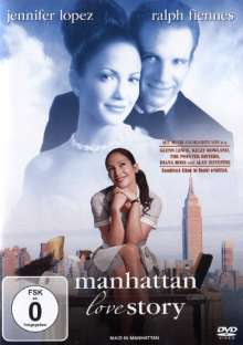 Manhattan Love Story, DVD