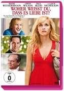Woher weißt du, dass es Liebe ist?, DVD