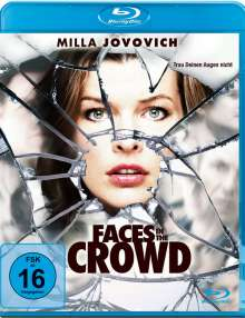 Faces In The Crowd (Blu-ray), Blu-ray Disc