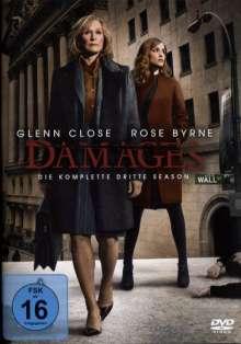 Damages Season 3, 3 DVDs