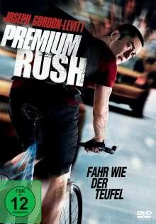 Premium Rush, DVD