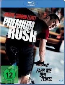 Premium Rush (Blu-ray), Blu-ray Disc